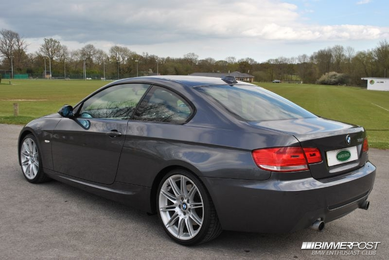 barlows 39 s 2007 bmw e92 335i m sport bimmerpost garage. Black Bedroom Furniture Sets. Home Design Ideas