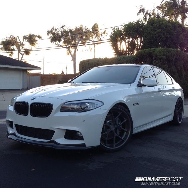 Bmw Z3 M Package: SoCal535i's 2012 BMW 535i