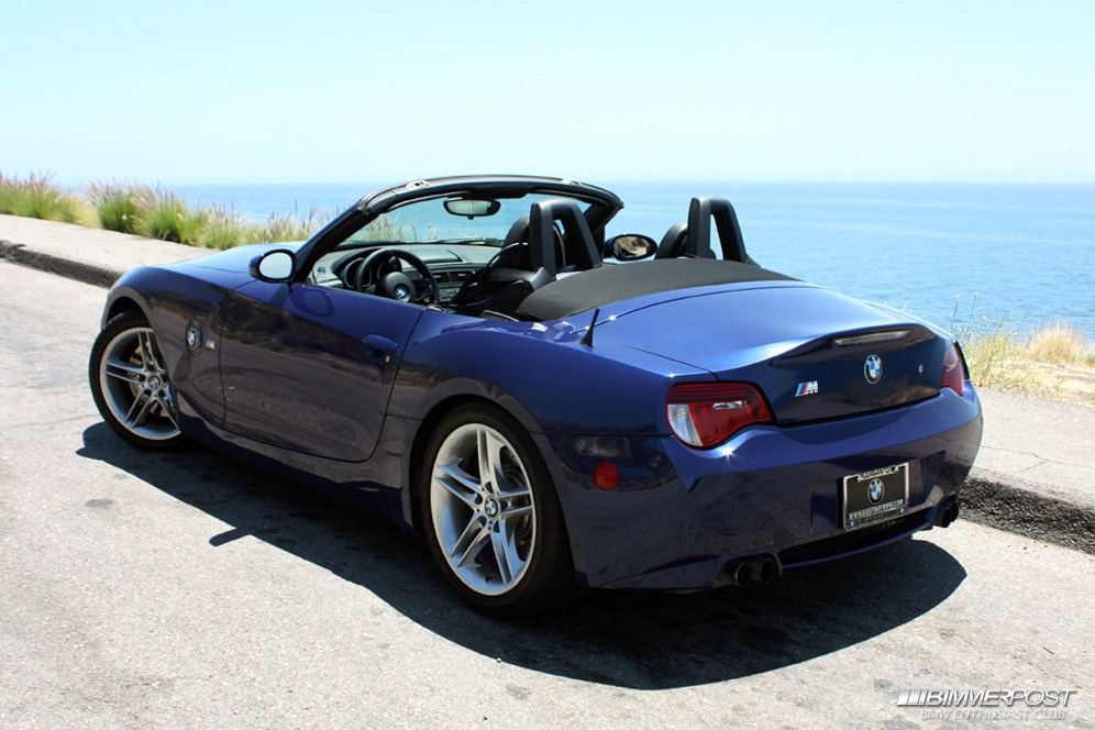 Sd M4 S 2006 Bmw Z4 M Roadster Bimmerpost Garage