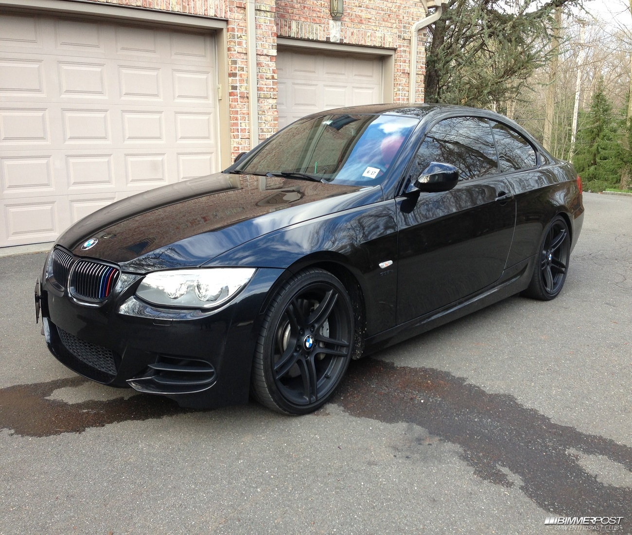 Bmw X6 Red Interior: Timore's 2012 BMW 335is