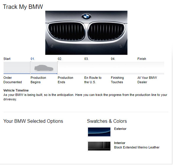 Track My Car >> Where Do You Guys Go To Track Your Bmw S Progress