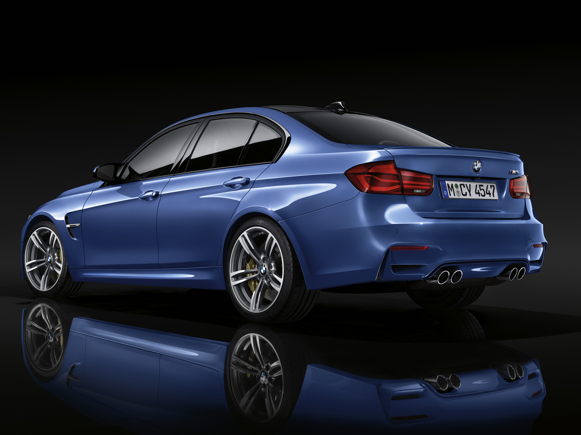 2016 Bmw M3 Sedan Lci Officialy Revealed