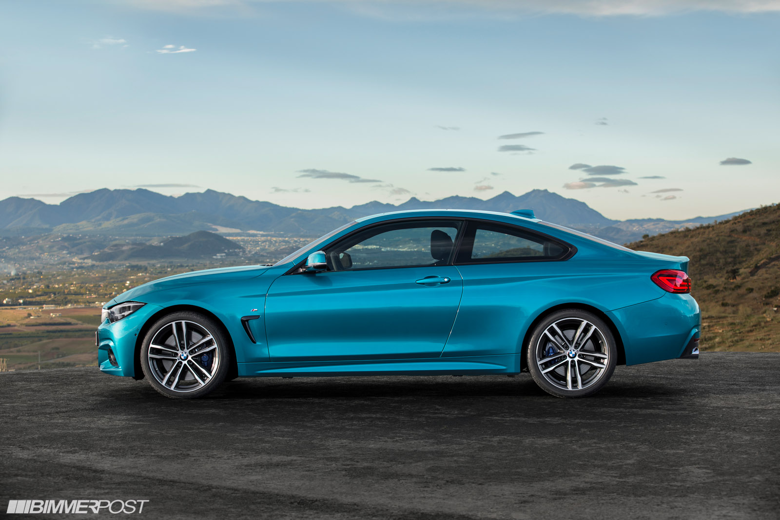 2018 bmw m4 and 4 series lci officially revealed. Black Bedroom Furniture Sets. Home Design Ideas