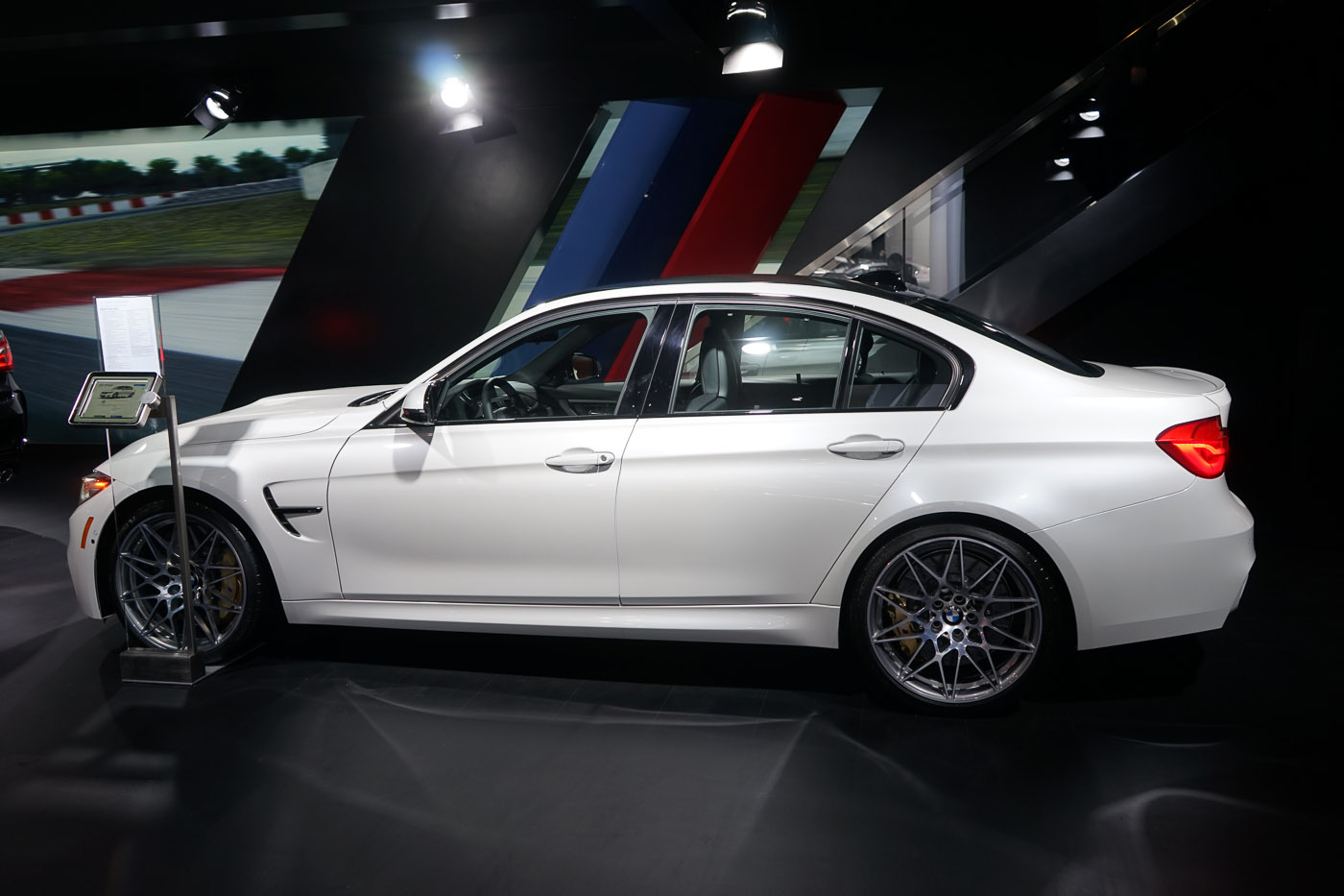 2016 nyias bmw m3 competition package. Black Bedroom Furniture Sets. Home Design Ideas