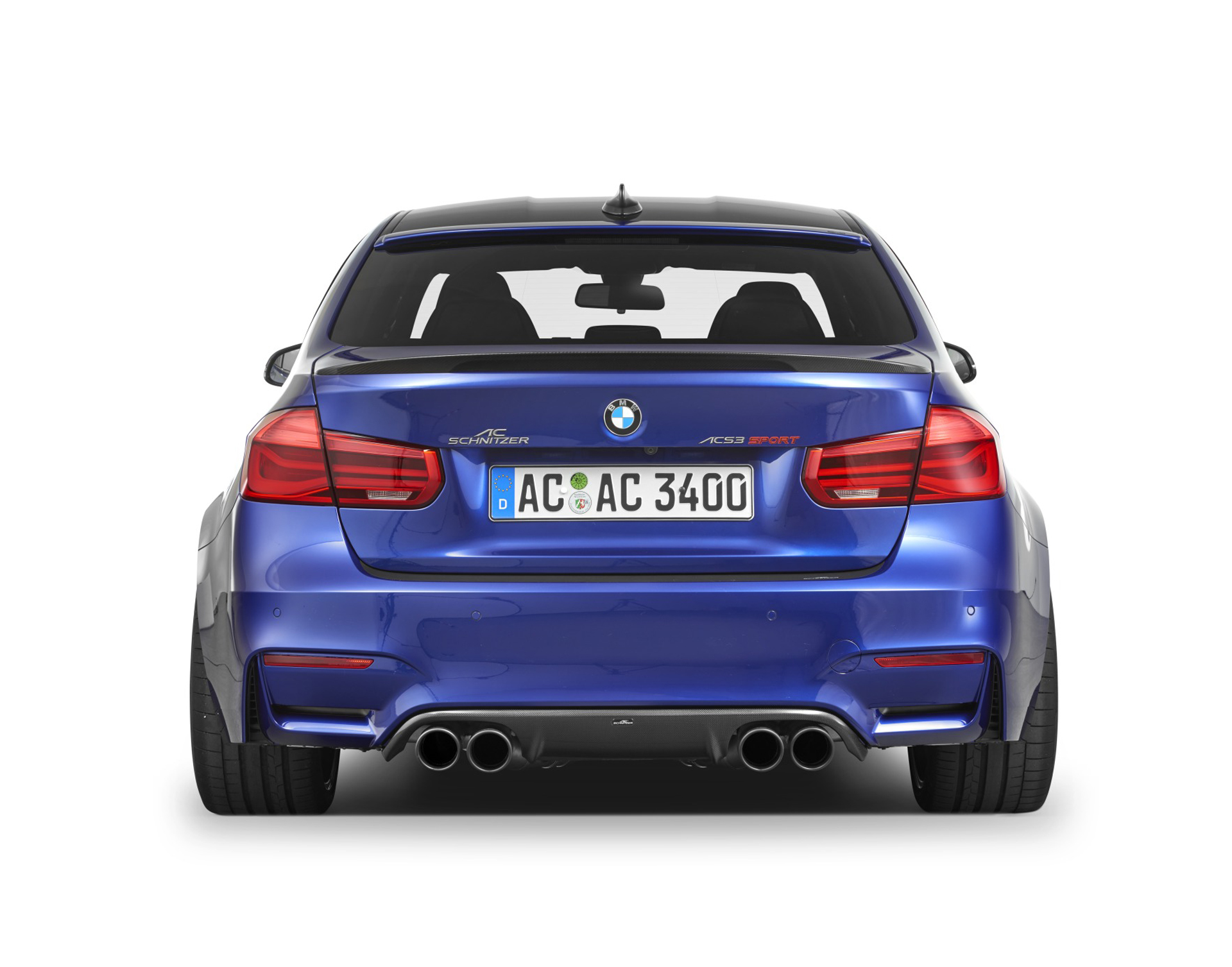 Ac schnitzer adds more power to the m3m4 bmw 1m vanachro Image collections