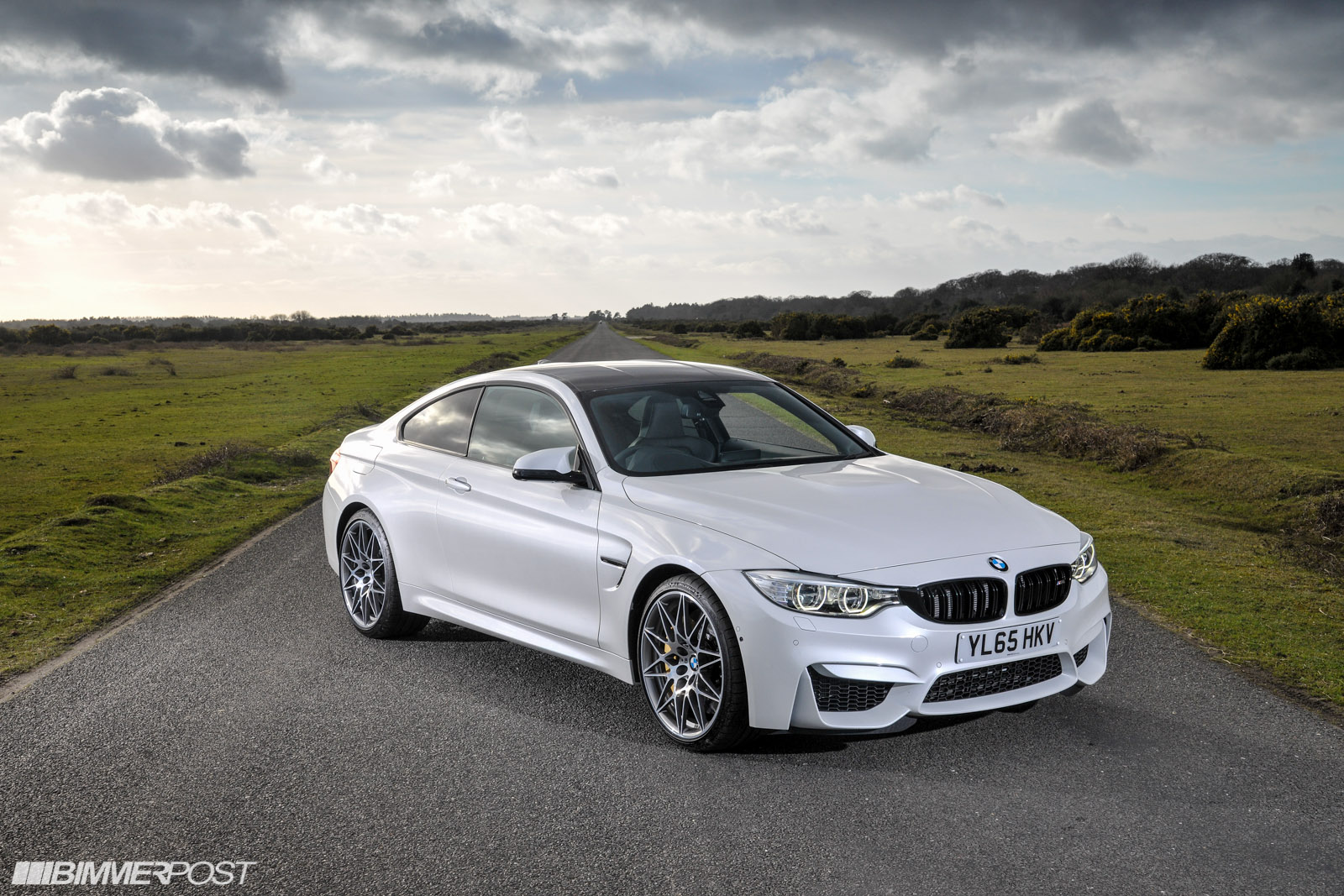 Official Bmw M3 And M4 Competition Package Details