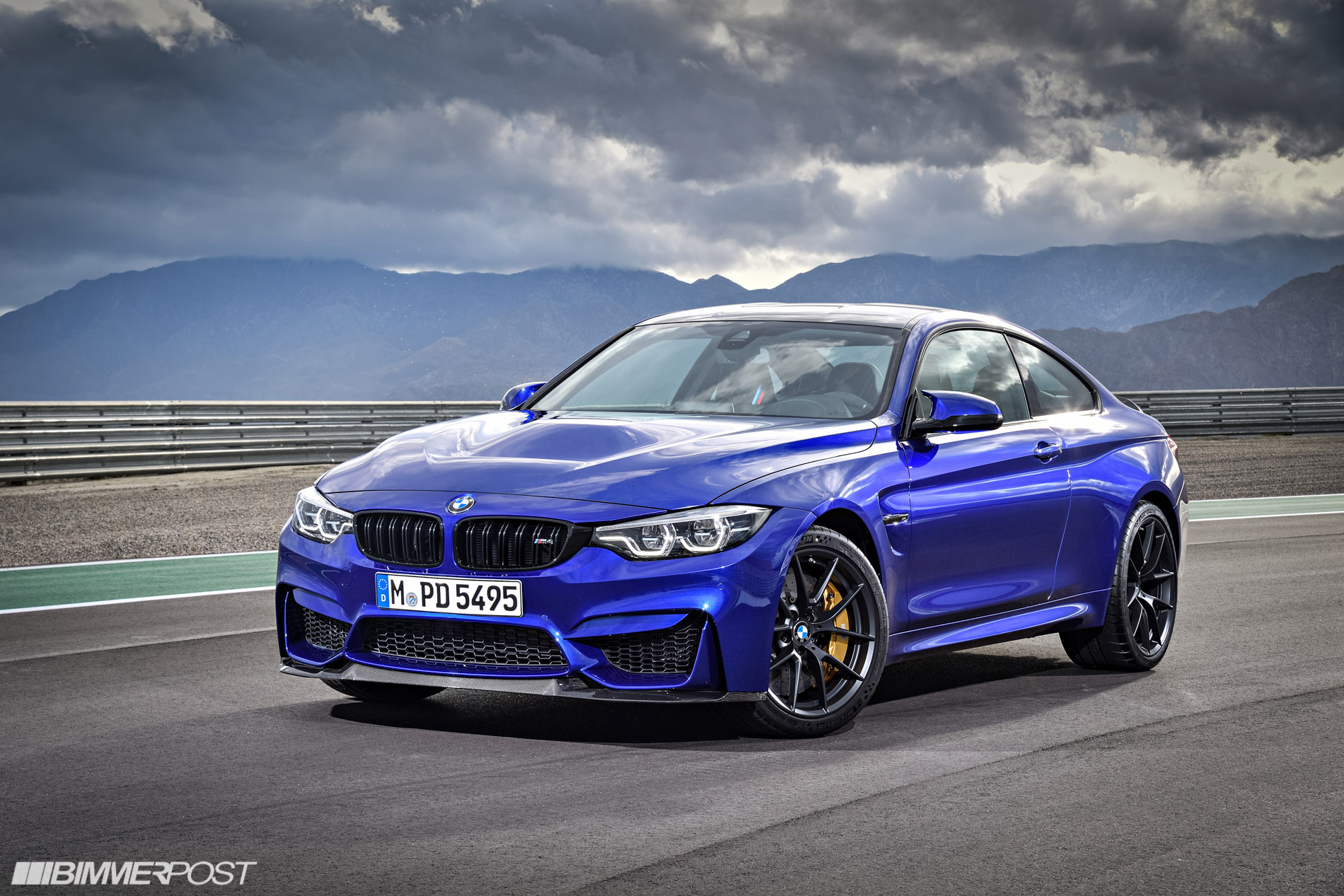 introducing the first ever bmw m4 cs. Black Bedroom Furniture Sets. Home Design Ideas