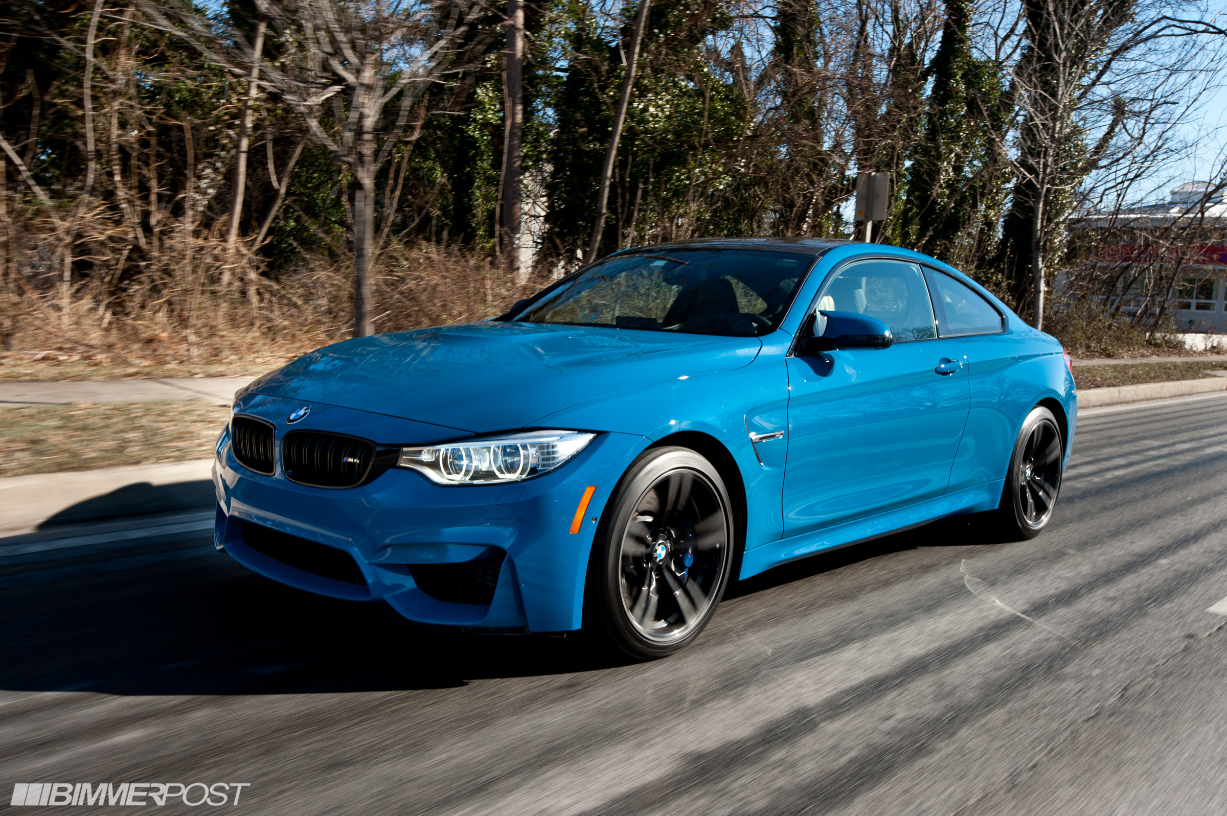 2015 M3 For Sale >> Laguna Seca Blue M4 and E46 M3 - together at last