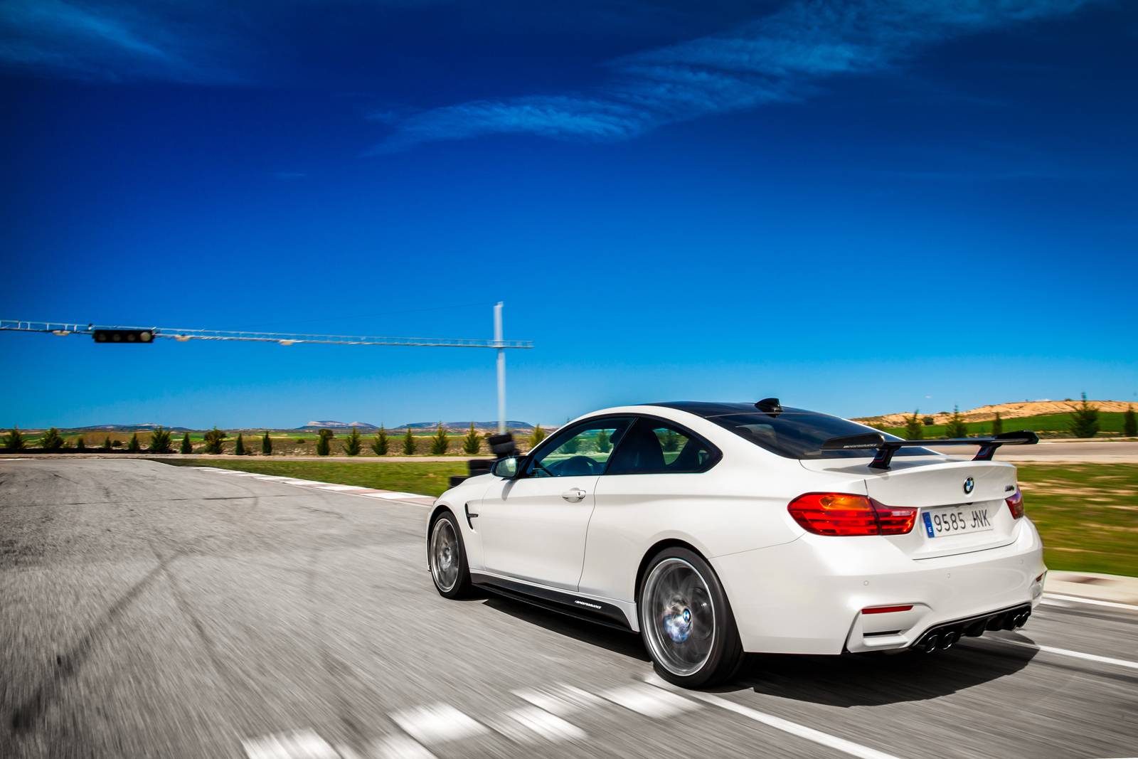 m4 cs clubsport limited edition for spain only