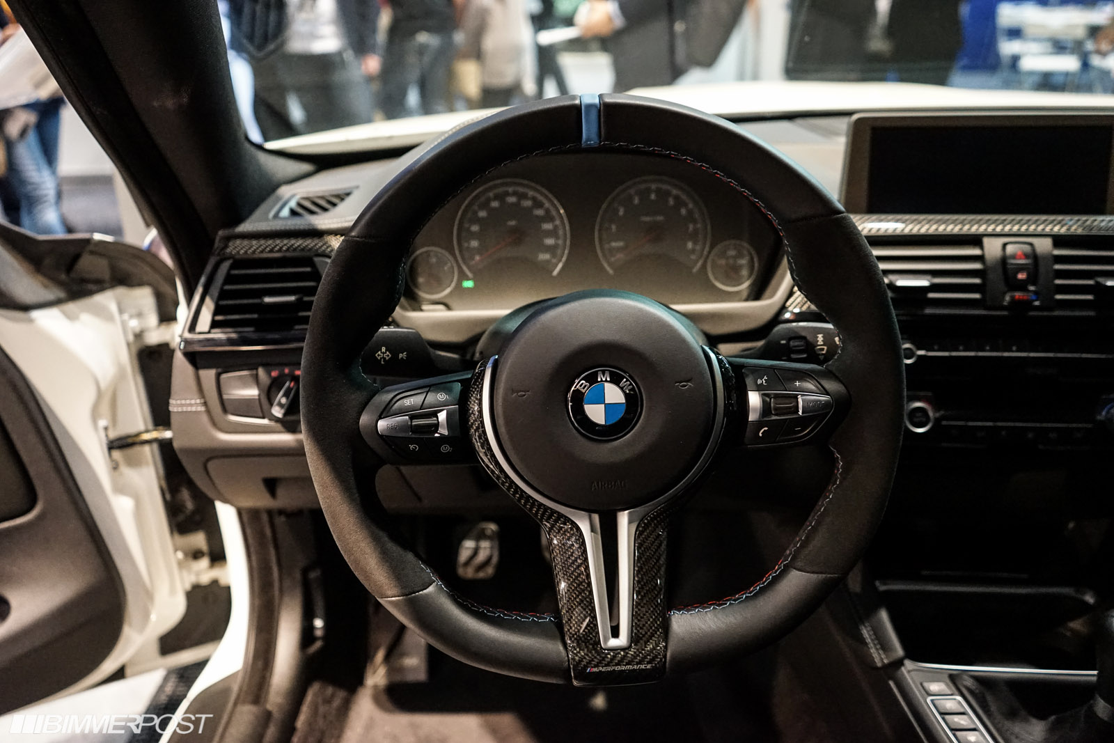 M Performance Steering Wheel V2 Release Date